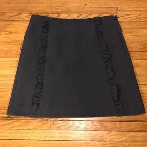 Loft Ruffle skirt